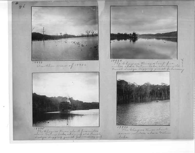 Mission Photograph Album - Panama #1 page  0046