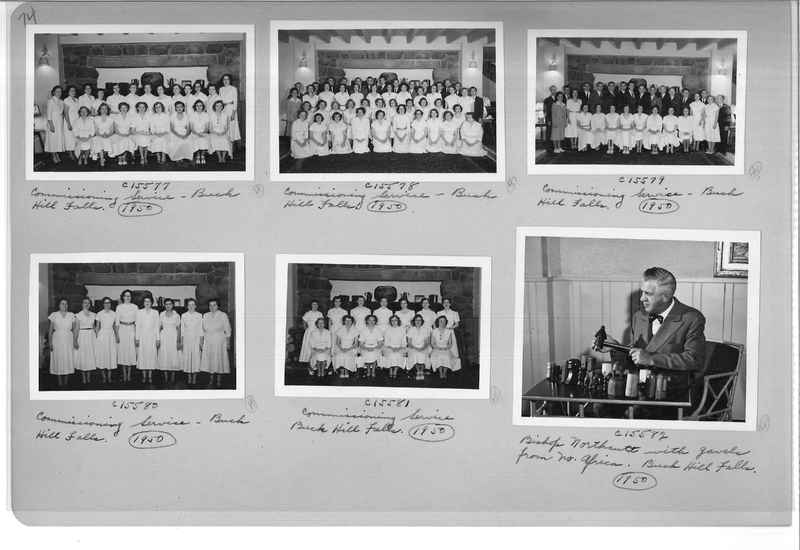 Mission Photograph Album - Portraits #07 Page 0074