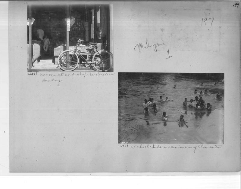 Mission Photograph Album - Malaysia #1 page 0197