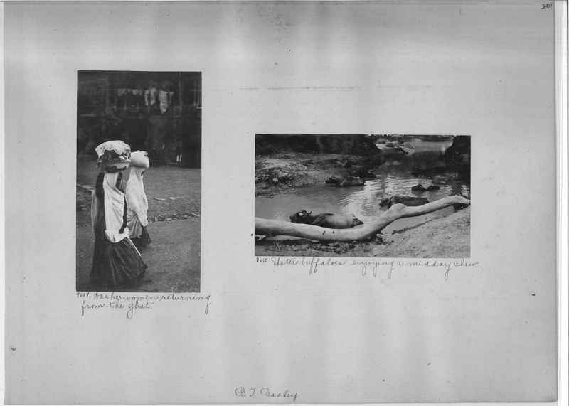 Mission Photograph Album - India #01 page 0201