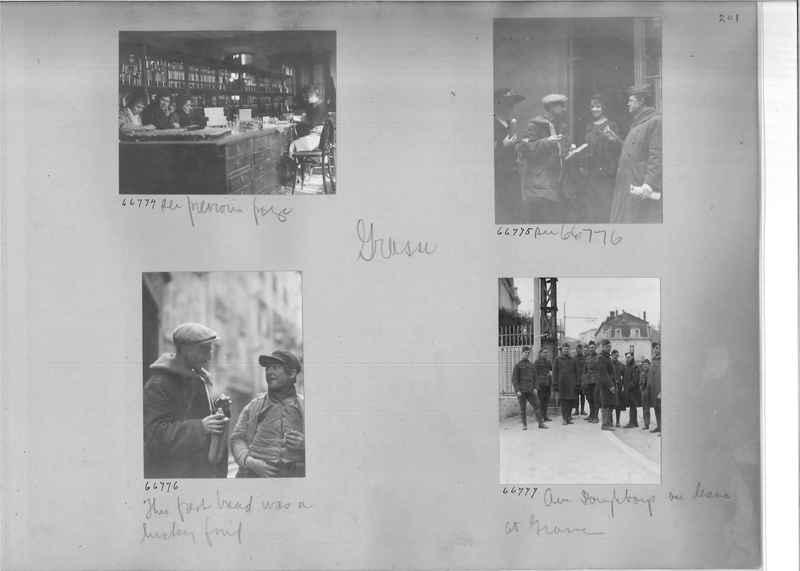Mission Photograph Album - Europe #05 Page 0201