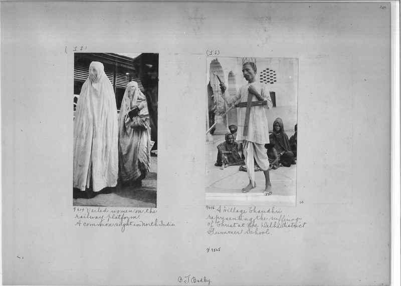 Mission Photograph Album - India #01 page 0203