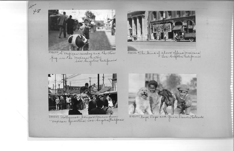 Mission Photograph Album - Latin America #2 page 0048