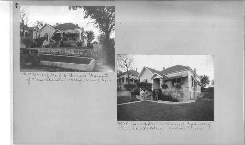 Mission Photograph Album - Negro #5 page 0020