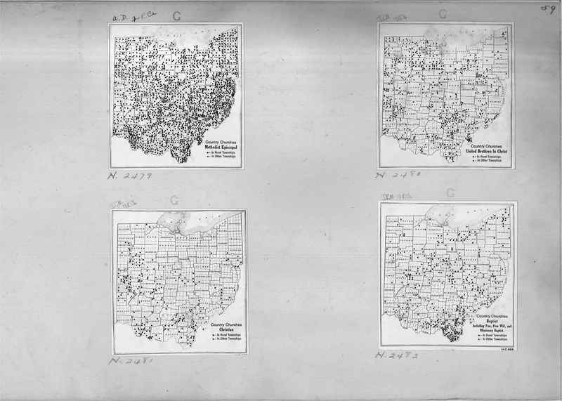 Mission Photograph Albums - Maps-Charts #01 Page_0059