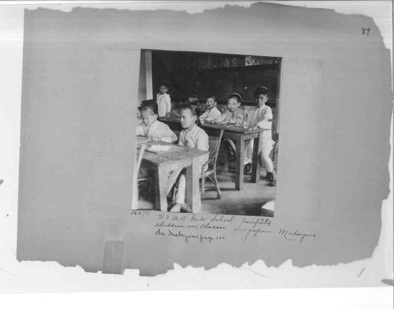 Mission Photograph Album - Malaysia O.P. #1 page 0089