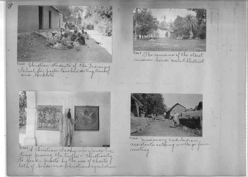 Mission Photograph Album - India #10 Page 0132