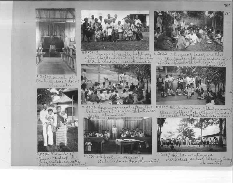 Mission Photograph Album - Malaysia #7 page 0111
