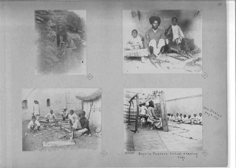 Mission Photograph Album - India - O.P. #02 Page 0131