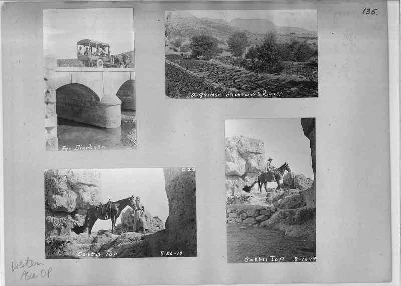Mission Photograph Album - Western Asia - O.P. - #01 page_0135