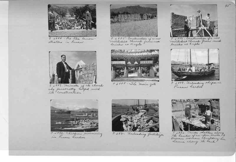 Mission Photograph Album - Korea #6 page 0095