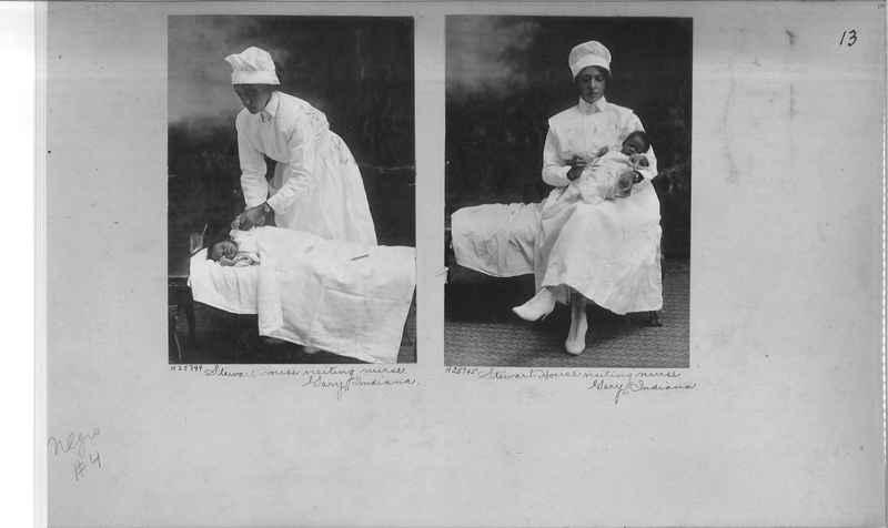 Mission Photograph Album - Negro #4 page 0013