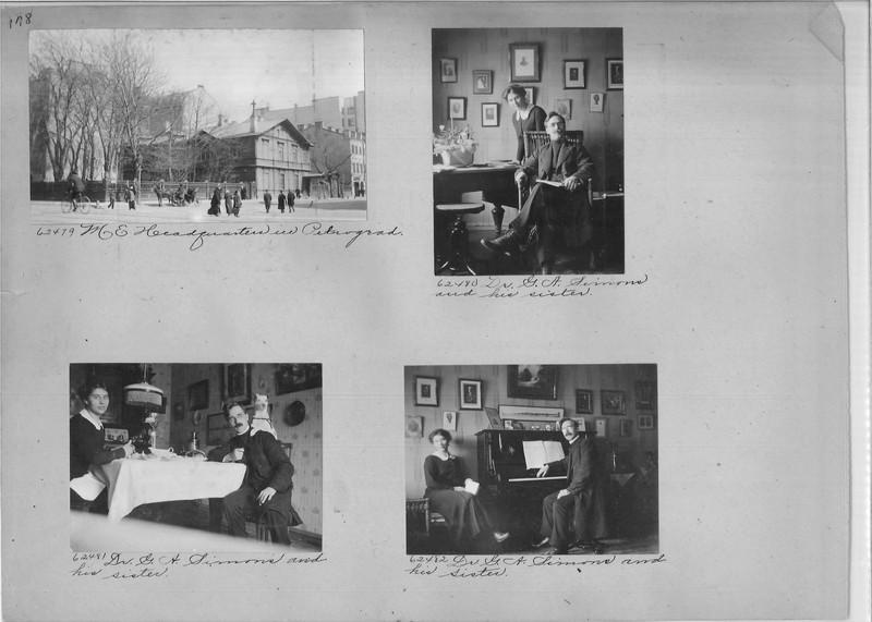 Mission Photograph Album - Europe #03 Page 0178