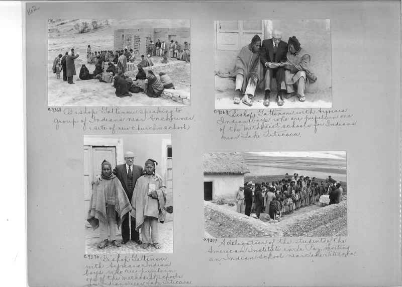 Misson Photograph Album - South America #8 page 0162