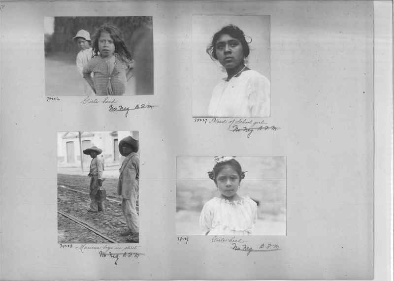 Mission Photograph Album - Mexico #05 page 0042