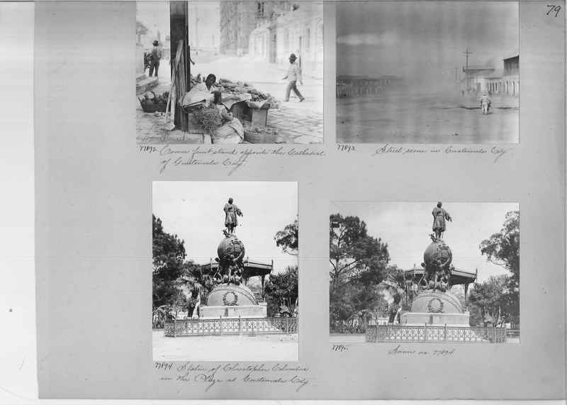 Mission Photograph Album - Panama #04 page 0079