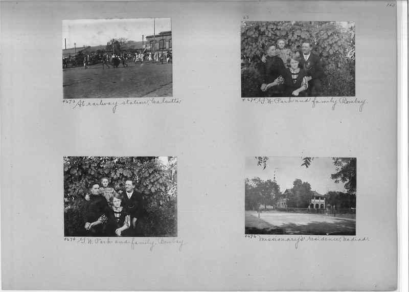 Mission Photograph Album - India #01 page 0153