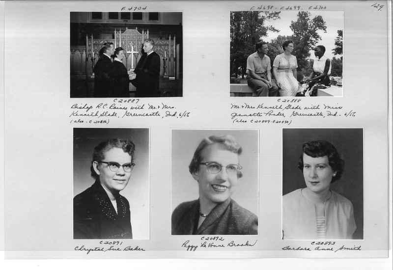 Mission Photograph Album - Portraits #09 Page 0129