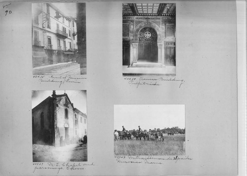 Mission Photograph Album - Europe #02 Page 0090