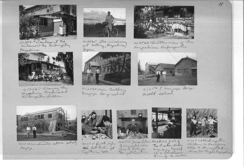 Mission Photograph Album - Japan #07 Page 0011
