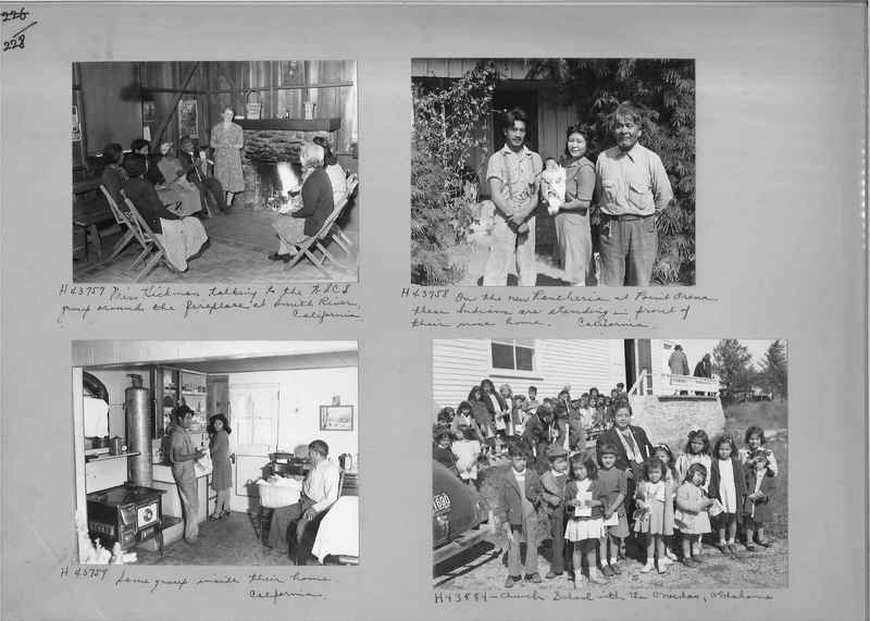 Mission Photograph Album - Indians #2 page_0228