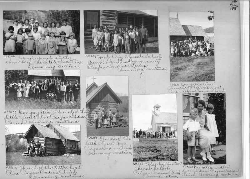 Mission Photograph Album - Indians #2 page_0193