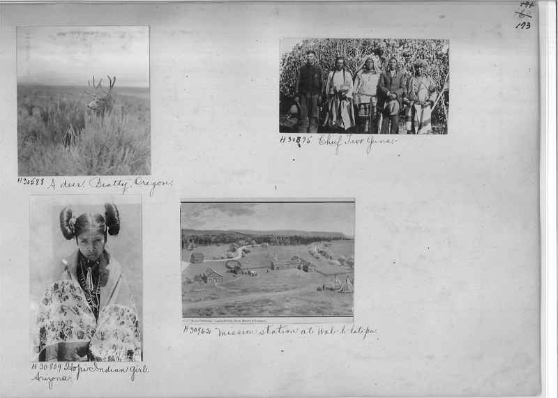 Mission Photograph Album - Indians #2 page_0173