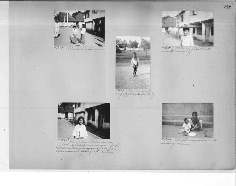 Mission Photograph Album - Malaysia #4 page 0177