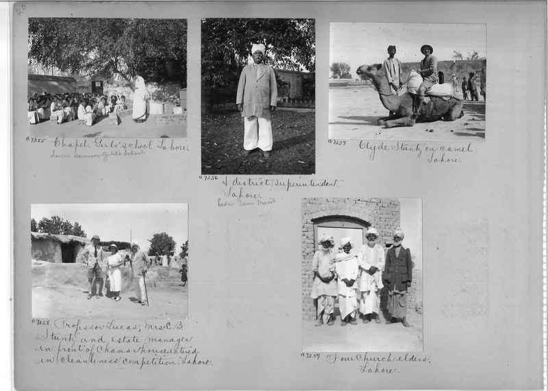 Mission Photograph Album - India #13 Page 0020