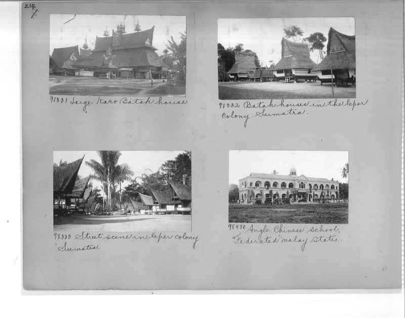 Mission Photograph Album - Malaysia #6 page 0214