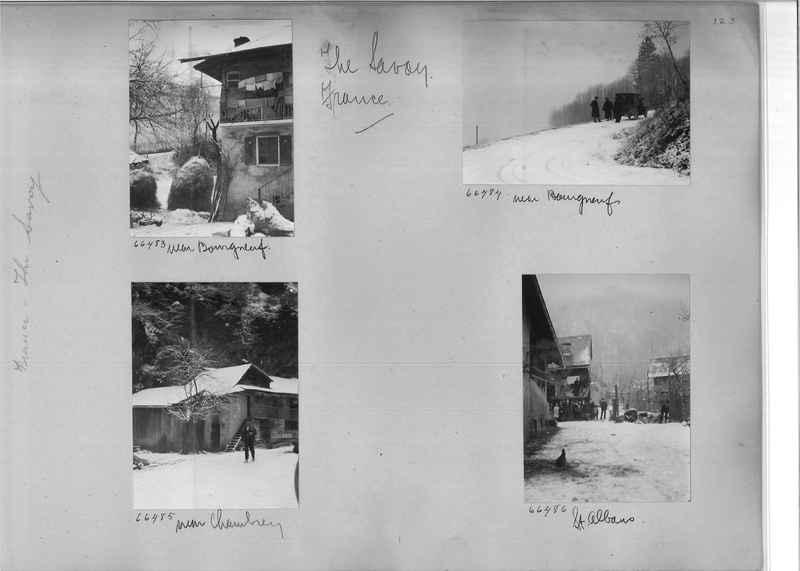 Mission Photograph Album - Europe #05 Page 0123