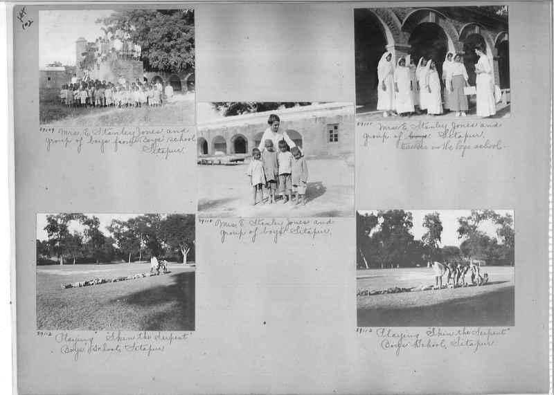Mission Photograph Album - India #10 Page 0102