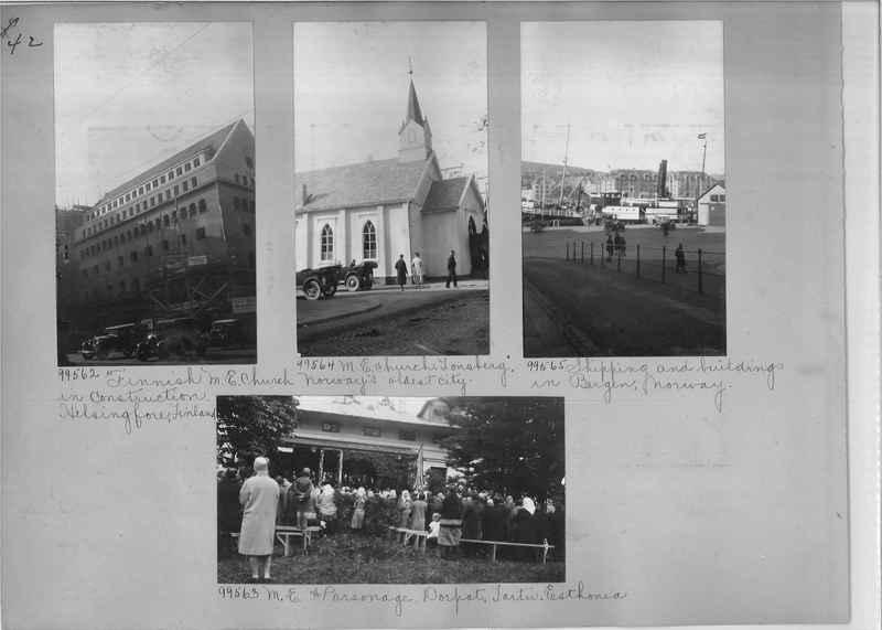Mission Photograph Album - Europe #09 Page 0042
