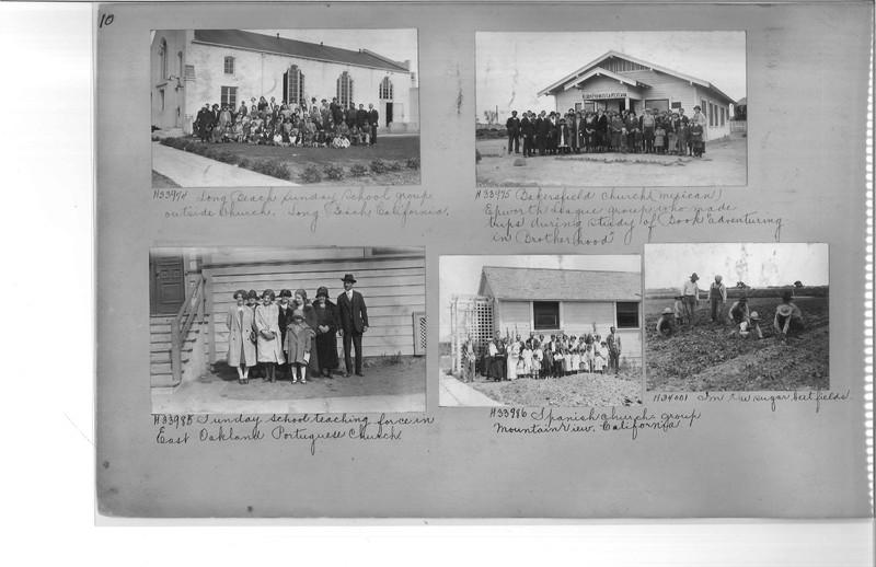 Mission Photograph Album - Latin America #2 page 0010
