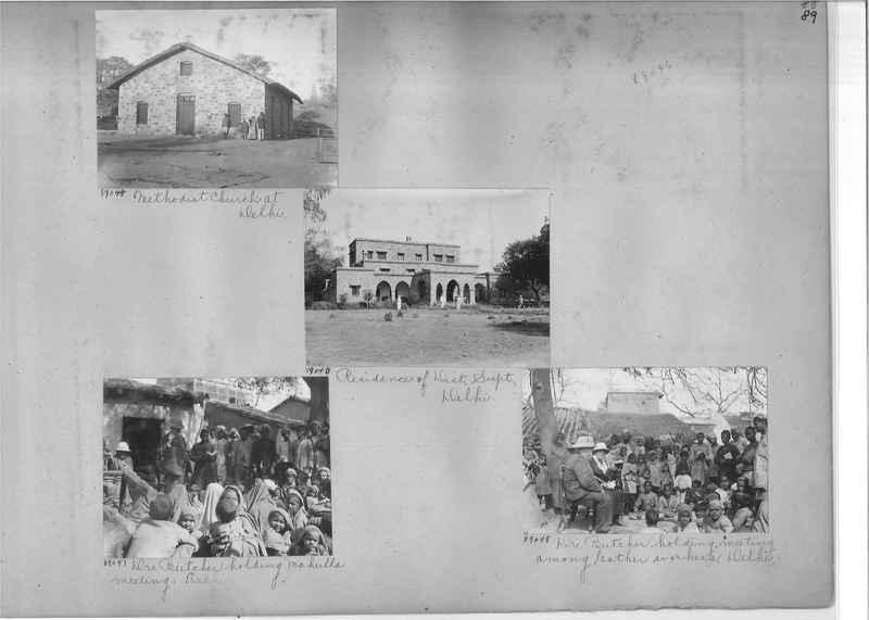 Mission Photograph Album - India #10 Page 0089