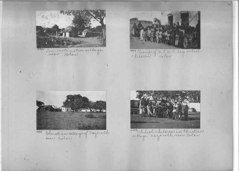 Mission Photograph Album - India #01 page 0165