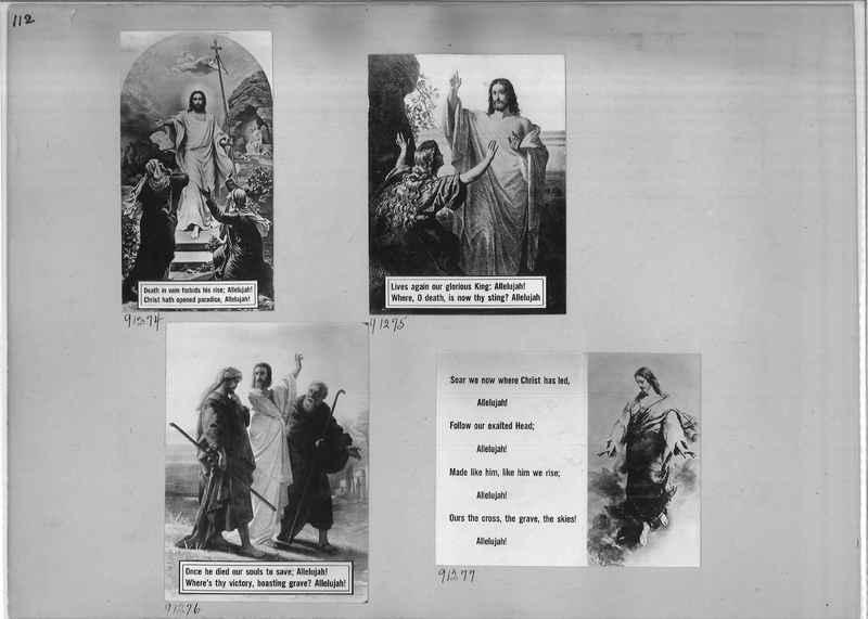 Mission Photograph Album - Miscellaneous #02 Page 0112