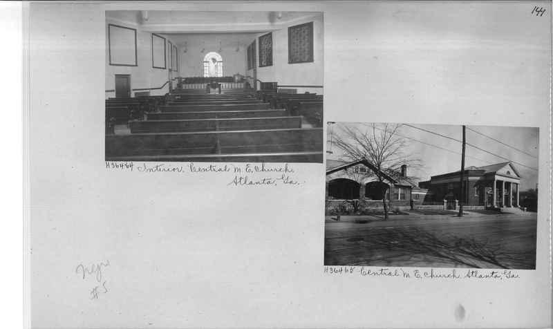 Mission Photograph Album - Negro #5 page 0141