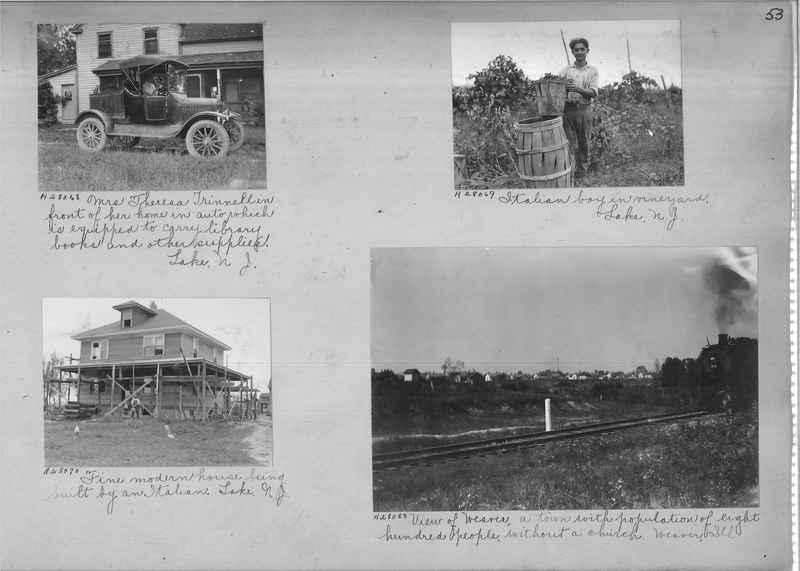 Mission Photograph Album - Rural #06 Page_0053