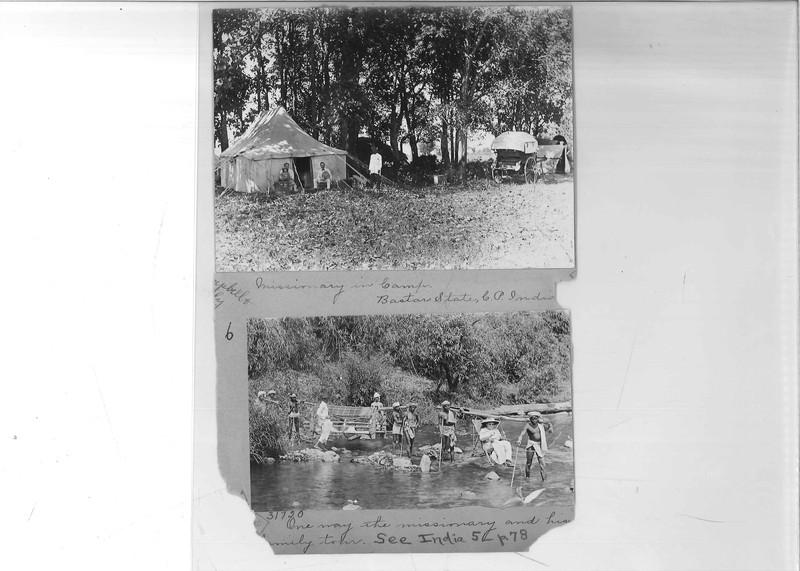 Mission Photograph Album - India - O.P. #02 Page 0006