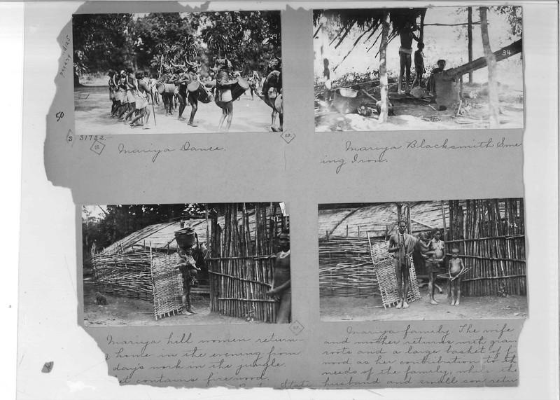 Mission Photograph Album - India - O.P. #02 Page 0050