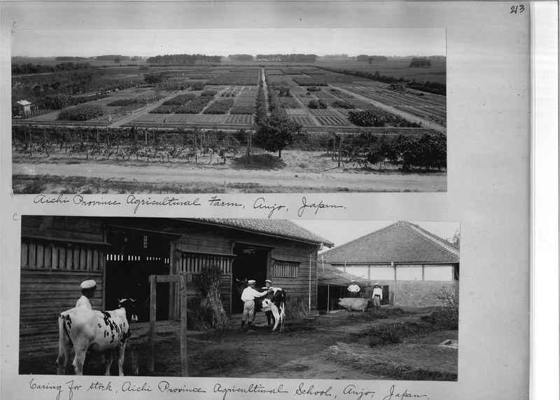Mission Photograph Album - Japan and Korea #01 Page 0213
