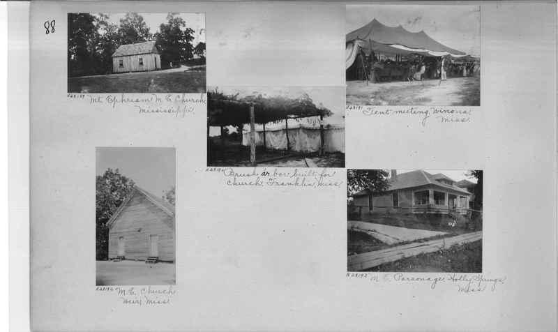 Mission Photograph Album - Negro #4 page 0088