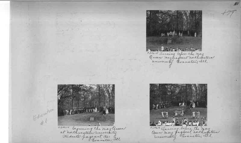 Mission Photograph Album - Education #1 page 0181