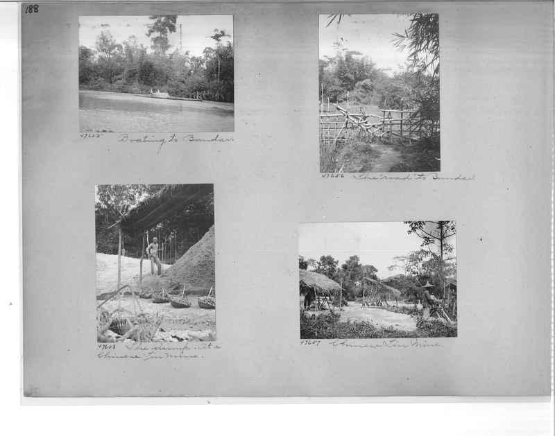 Mission Photograph Album - Malaysia #4 page 0188