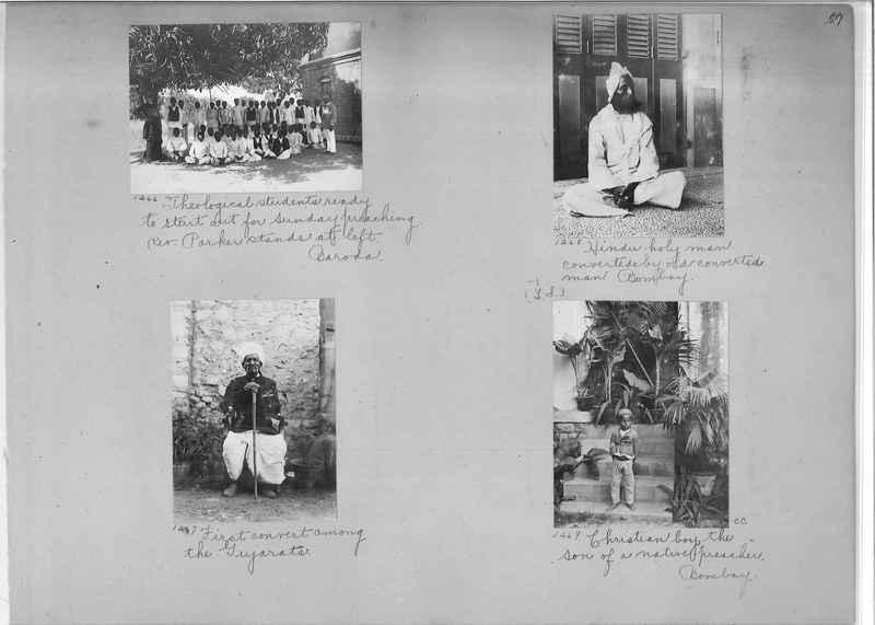 Mission Photograph Album - India #01 page 0057