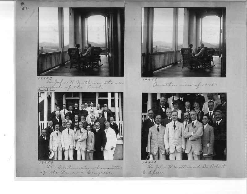 Mission Photograph Album - Panama #1 page  0052