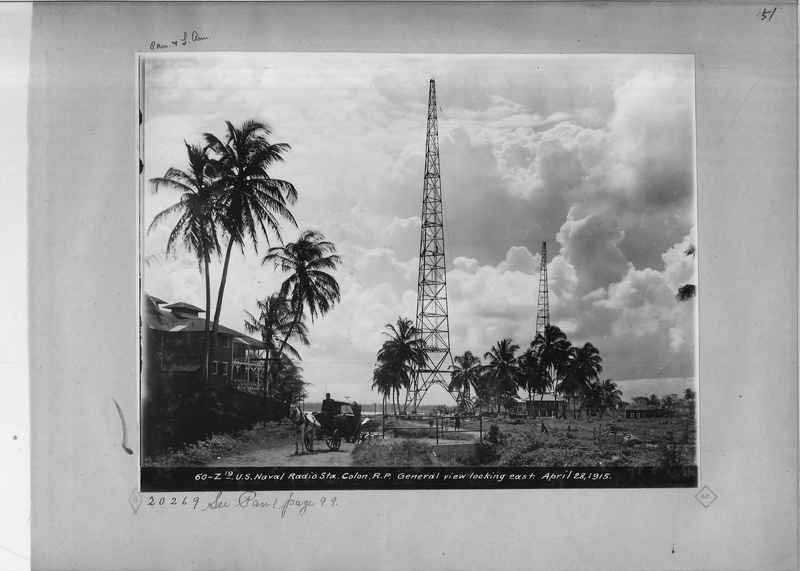 Mission Photograph Album - Panama OP #01 0051