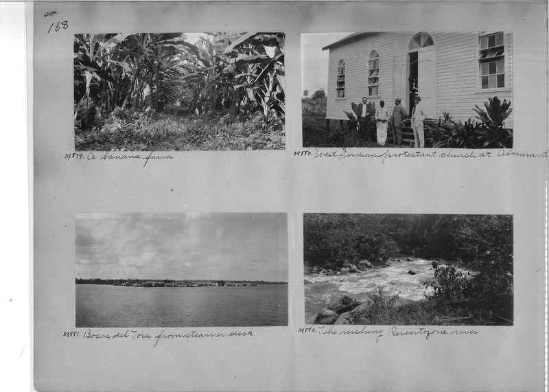 Mission Photograph Album - Panama #02 page 0168