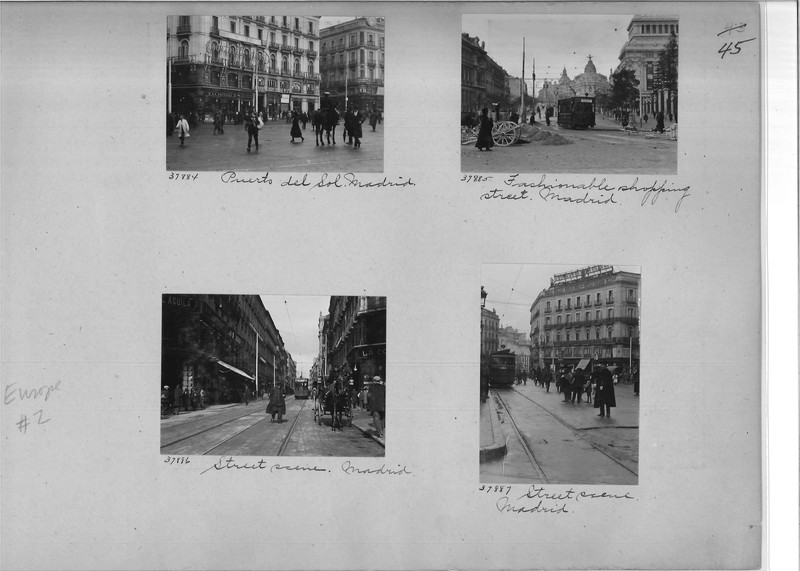 Mission Photograph Album - Europe #02 Page 0045